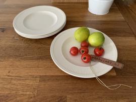 4 dessertborden | ontbijtborden Wedgwood Windsor