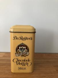 Origineel De Ruyter blikje