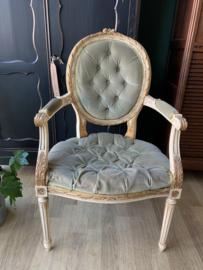 Barok stoel | fauteuil