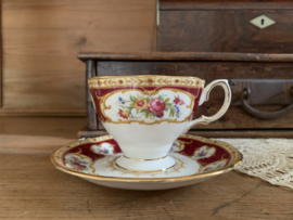 Kop en schotel Lady Hamilton (Royal Albert)