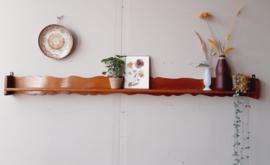 Wandplank eiken - 178 cm
