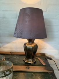 Tafellamp | Vaaslamp Brons
