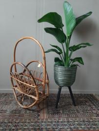 Lectuurmand bamboe | rotan