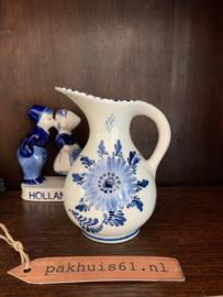 Kannetje Delfts Blauw 13 cm