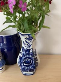 Vaas Delfts Blauw 20 cm