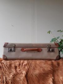 Koffer, lichtbruin