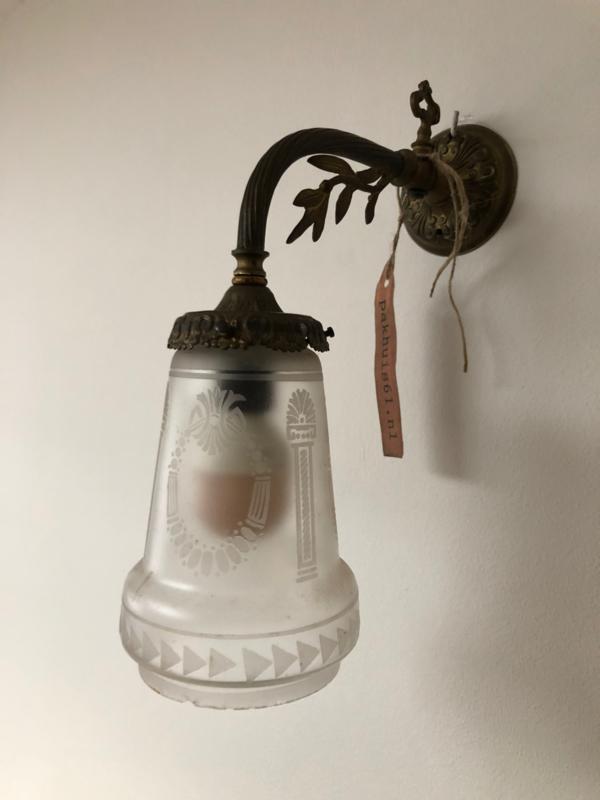 Wandlamp Jugenstil