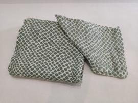 Set tetradoek en washandje