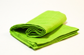 Tetradoek lime groen