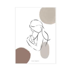 "Art Print ""Cherish"""