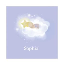 """Rouwkaart """"Sophia"""""""
