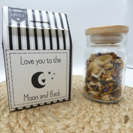 "Candy in a box ""To the Moon"""