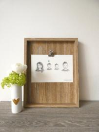 Profiel Portret gezin Hayden★