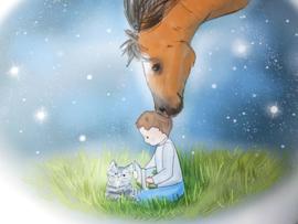 Jaysen★ & paard Joy★