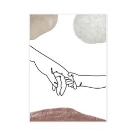 """Art Print """"Forever"""""""