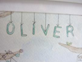 Babykamer Oliver (broertje van Seth★)