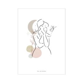"""Art Print """"Butterfly"""""""