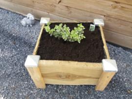 Boomschors plantenbak