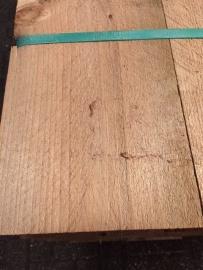 KD gedroogde steigerplanken Chestnut Brown 3,0 x 19,5 x 500 cm.