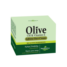 Gezicht Liftime Crème Olijfolie & Vitamine E 50ml