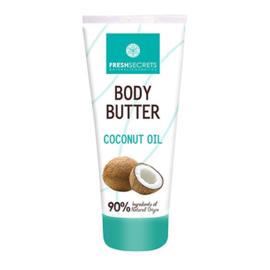 Fresh Secrets Body Boter *Kokosnoot* 200ml