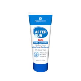 Fresh Secrets After Sun *Ultra Soothing Cream* Panthenol & Aloe Vera 230ml