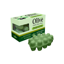Soap Massage Olive Oil & Aloë Vera 100g