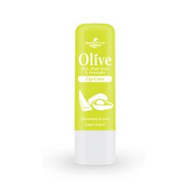 Lip Balm Olive Oil, Aloë Vera & Avocado 4,5g