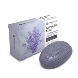 Fresh Secrets Zeep Gezicht & Body *Lavendel* 85gr