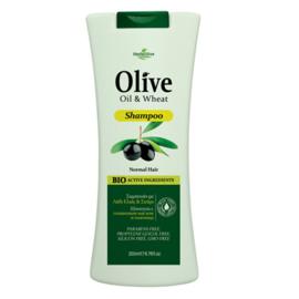Shampoo Olijfolie & Tarwe * Normaal Haar* 200ml