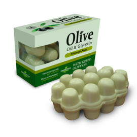 Soap Massage Olive Oil & Glycerin 100g