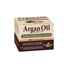 Argan Anti-Wrinkle Cream Normal & Mixed Skin 50ml