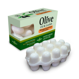 Soap Massage Olive Oil & Milk Protein 100g