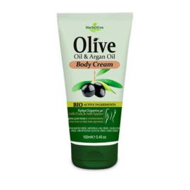 Body Crème Olijfolie & Arganolie 150ml