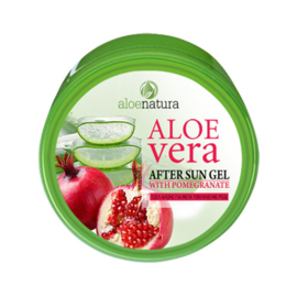 After Sun Gel *Aloe Vera & Granaatappel* 200ml