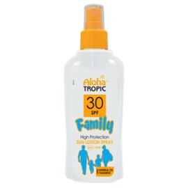 Zon Lotion Spray *Familie* SPF30 200ml