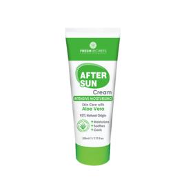 Fresh Secrets After Sun *Intensive Moisturizing Cream* Aloe Vera 230ml