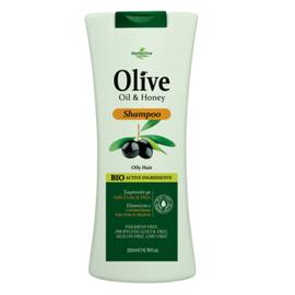 Shampoo Olijfolie & Honing *Vettig Haar* 200ml