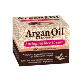 Argan Anti-Aging Cream 50ml