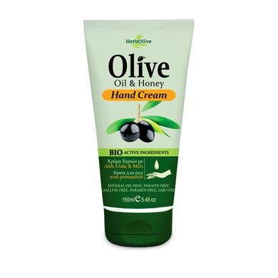 Hand cream Olive Oil & Honey 150ml