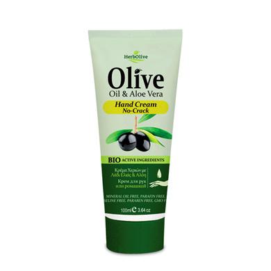 Hand cream Olive Oil & Aloë Vera *No Crack* 100ml