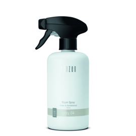 Janzen - Room Spray 500ml Grey 04 (Cedar & Sandalwood)