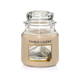 Yankee Candle - Warm Cashmere Medium