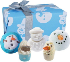 Bomb Cosmetics - Mr. Frosty Gift Pack