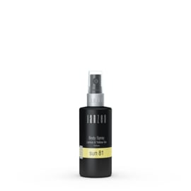 Janzen - Body Spray 100ml Sun 81 (Lemon & Yellow Iris)