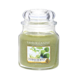 Yankee Candle - Cuban Mojito Medium