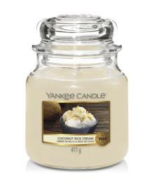 Yankee Candle - Coconut Rice Medium