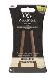 Woodwick Auto Reeds Refill - Vanilla Bean