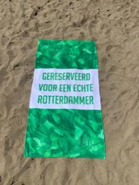Texy Towel Strandlaken - Voor een echte Rotterdammer