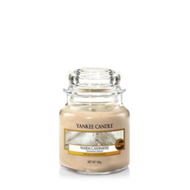 Yankee Candle - Warm Cashmere Small